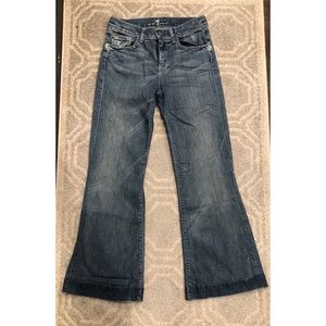 "7 For All Mankind Women's ""Ginger"" Sz 27"